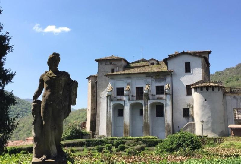 【小さな村の物語 イタリア】第290回 サンブーチ / ラツィオ州