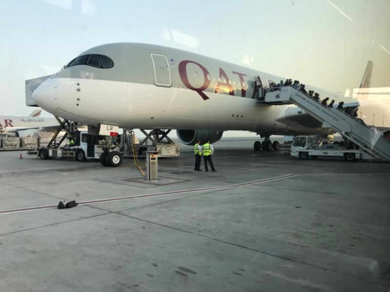 【2020.03更新】イタリア旅行で人生初!搭乗体験記風にカタール航空を徹底解剖