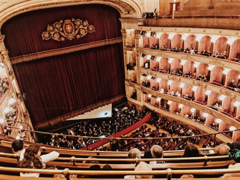 【ローマ】オペラ座で芸術鑑賞!オススメの座席は?チケット購入から服装まで徹底解説