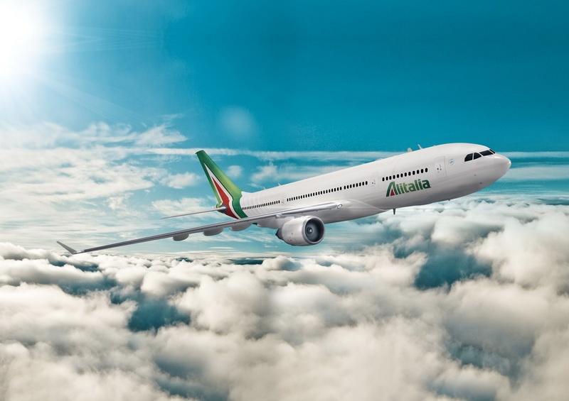 【2019.10.12 アリタリアのローマ便】羽田空港、イタリア発着便の就航が決定