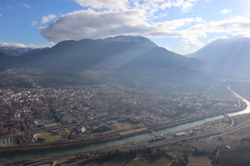 風光明媚な北イタリアの町。トレントをもっと知ってほしい…!