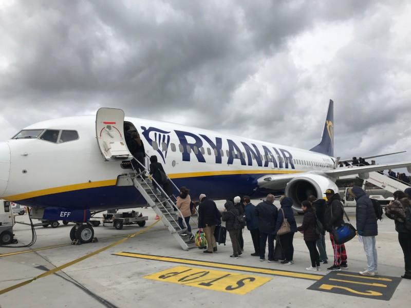 イタリア旅行を安く!LCC ライアンエアーのチェックイン、当日の流れを徹底解説