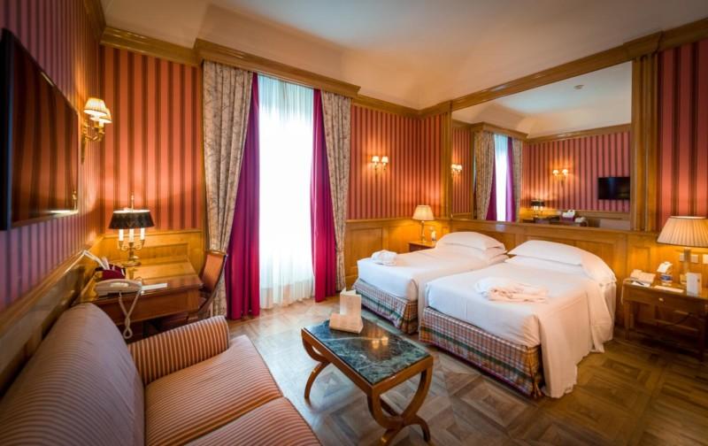 【トリノ】死ぬまでに泊まりたい!最高級5つ星ホテル5軒