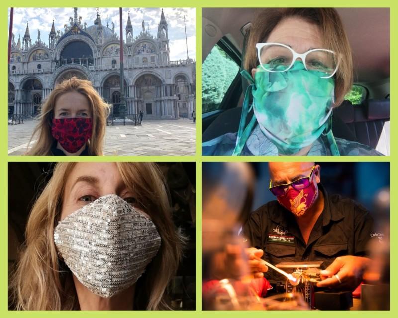 イタリア人に聞いた!あなたのお気に入りのマスクは?