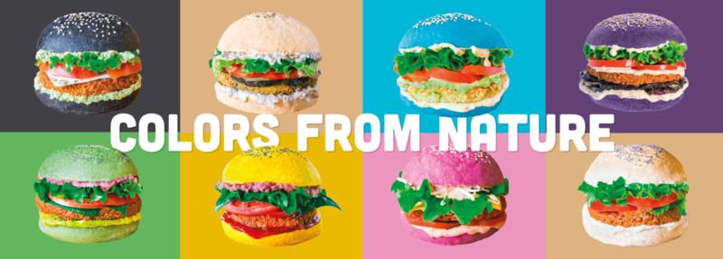 ミラノ発!カラフルなヴィーガン・バーガーFlower Burgerとは