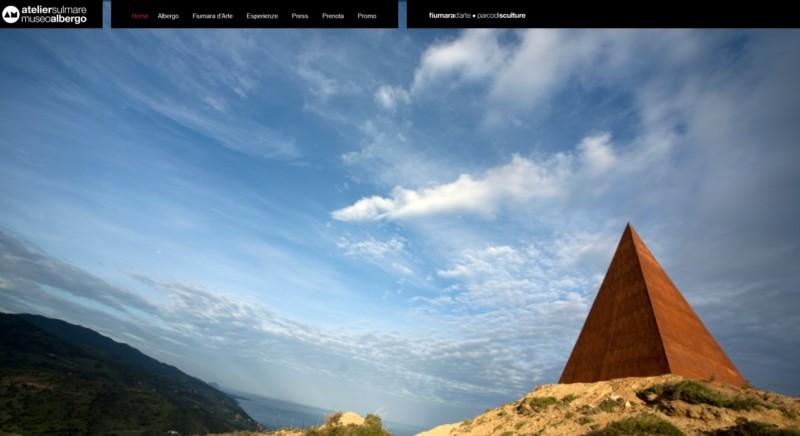 シチリア島のパワースポット、「光のピラミッド」