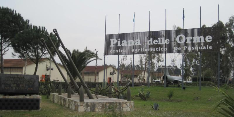 平時と戦時を同時に見学できる歴史博物館「ピアーナ・デッレ・オルメ」