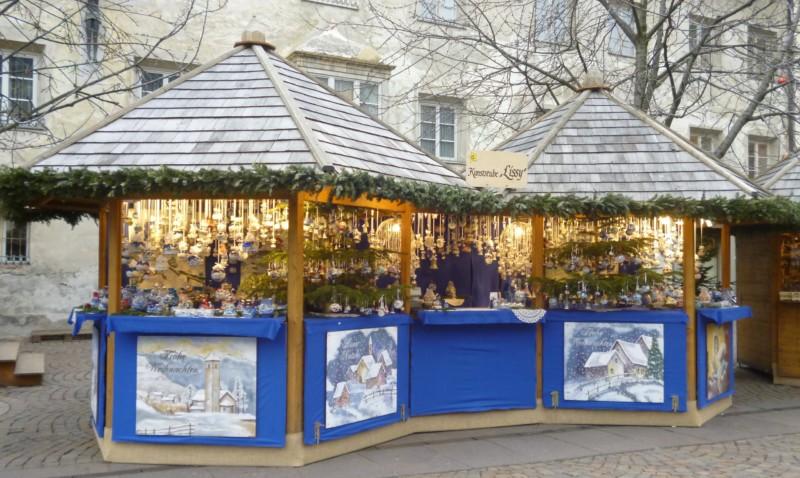 冬はやっぱりコレ!北イタリア・トレンティーノのクリスマス・マーケット