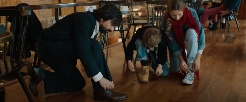 イタリア映画祭2021『靴ひも』Lacci;罠;策略;関係
